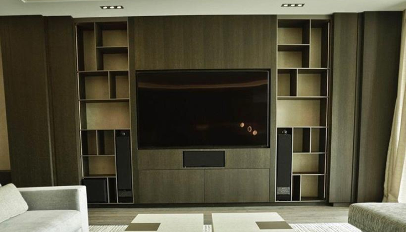 Fitted Lounge Units